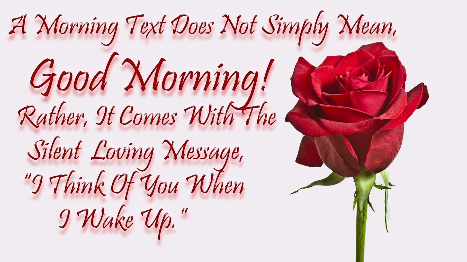 Good Morning Wishes Greetings Messages Images 2018