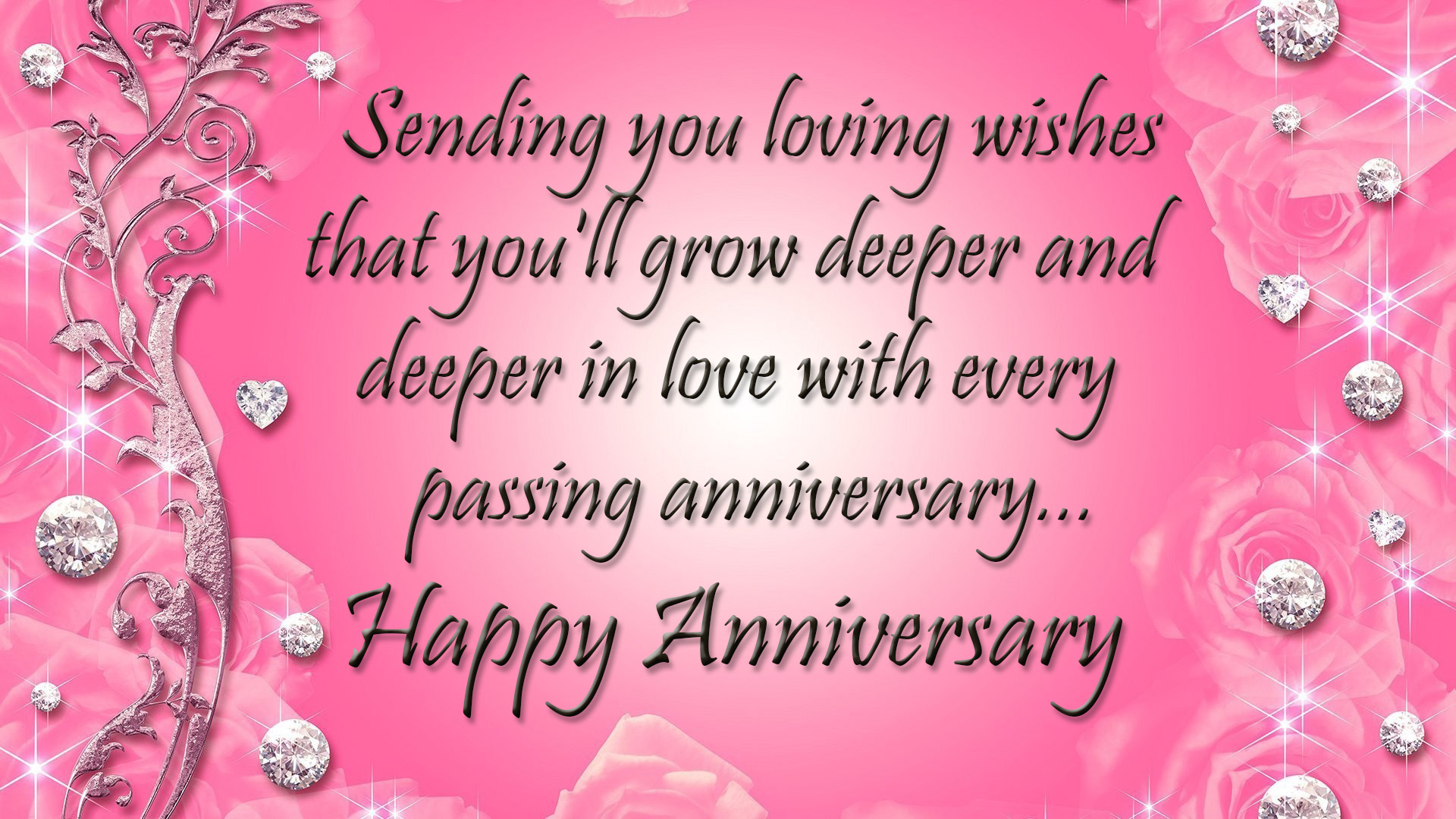 Happy Anniversary Wishes Messages Greetings 2018 Images