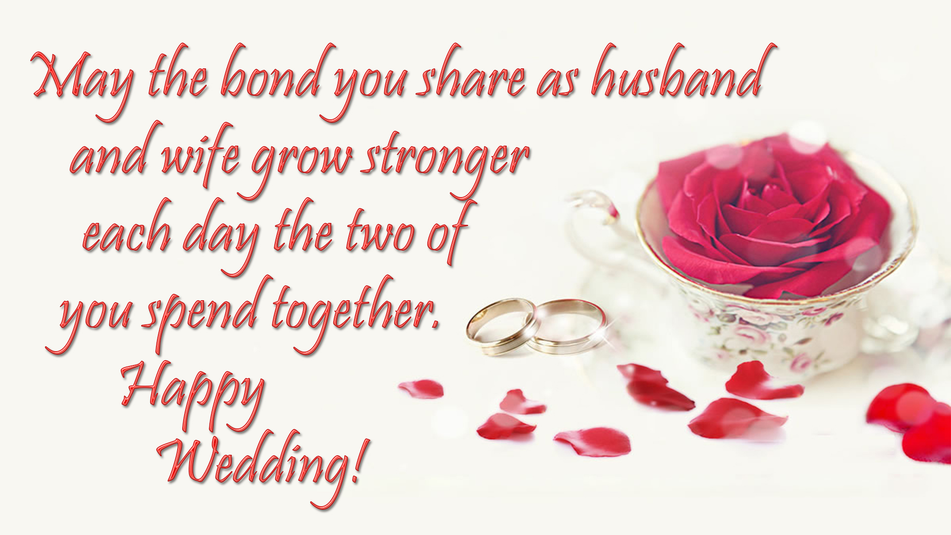 Wedding Wishes Greetings Images Happy Marriage Wishes
