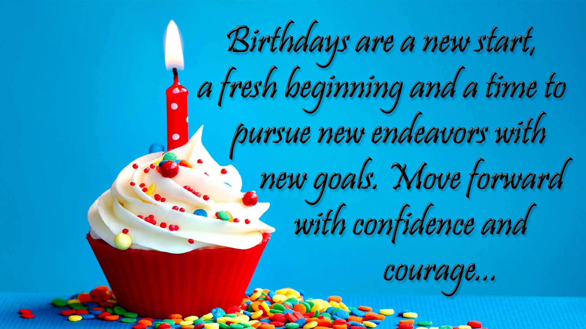 Happy Birthday Quotes HD Images Pictures