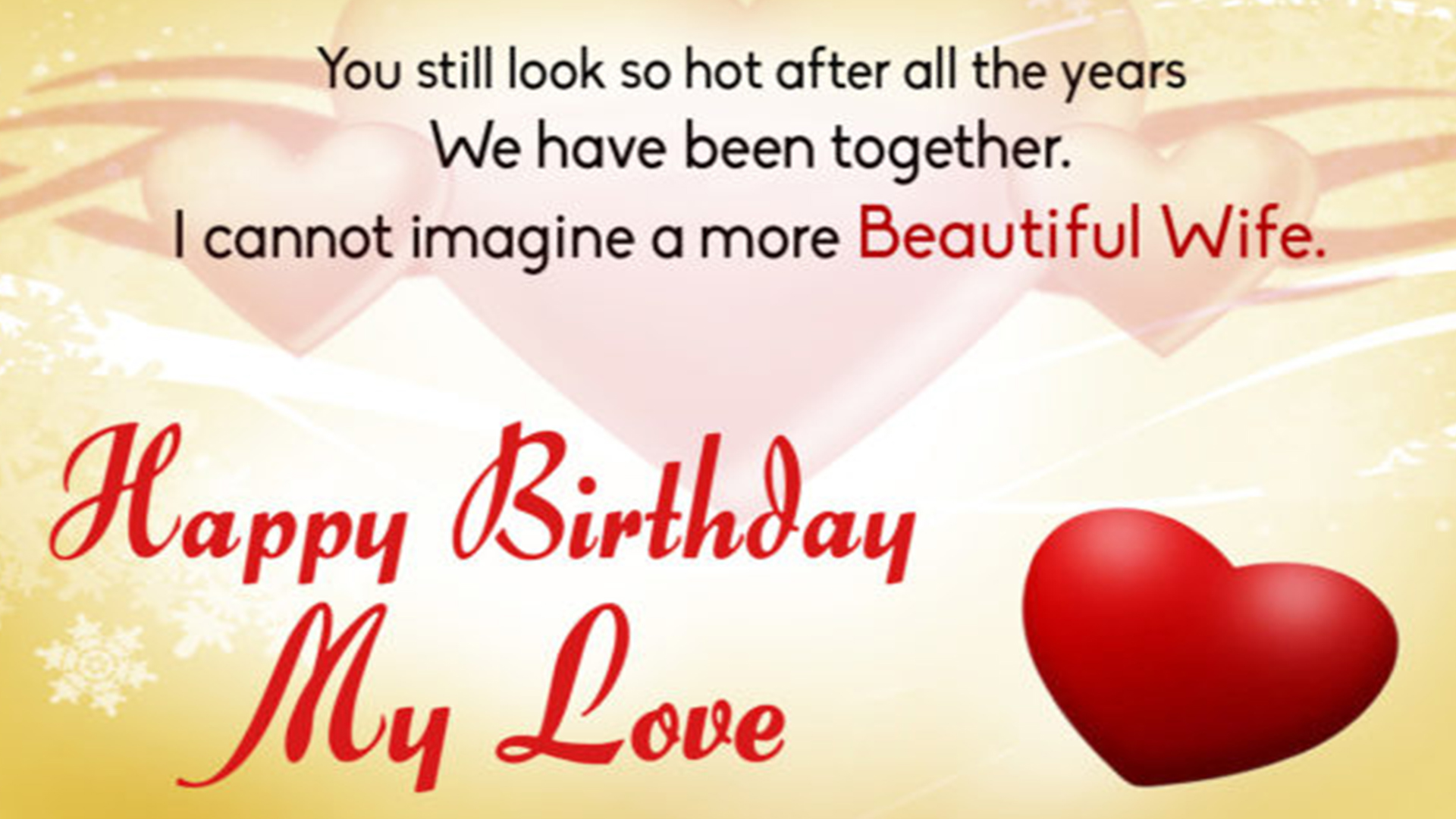 Happy Birthday Wife Birthday Wishes For Wife Images Free Download