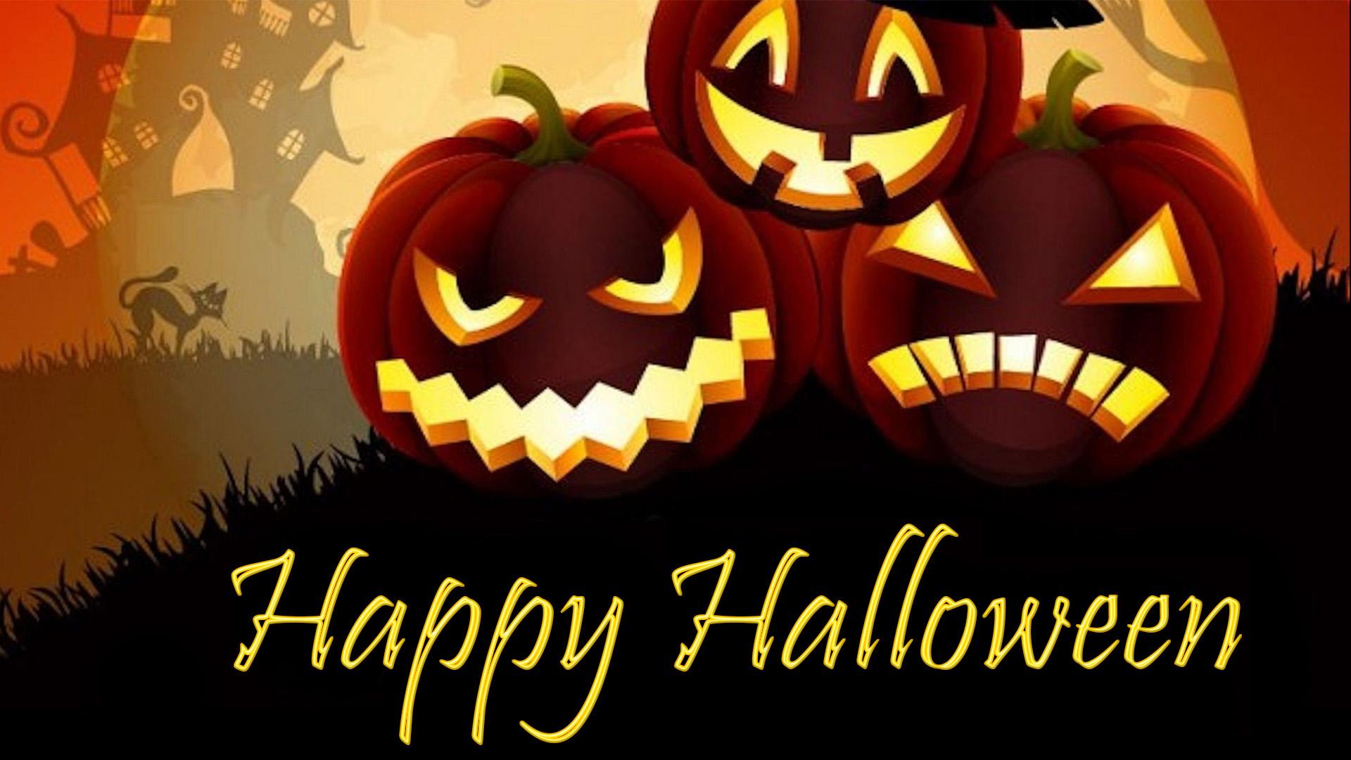 Happy Halloween Images Pictures Wallpapers Halloween Wallpapers