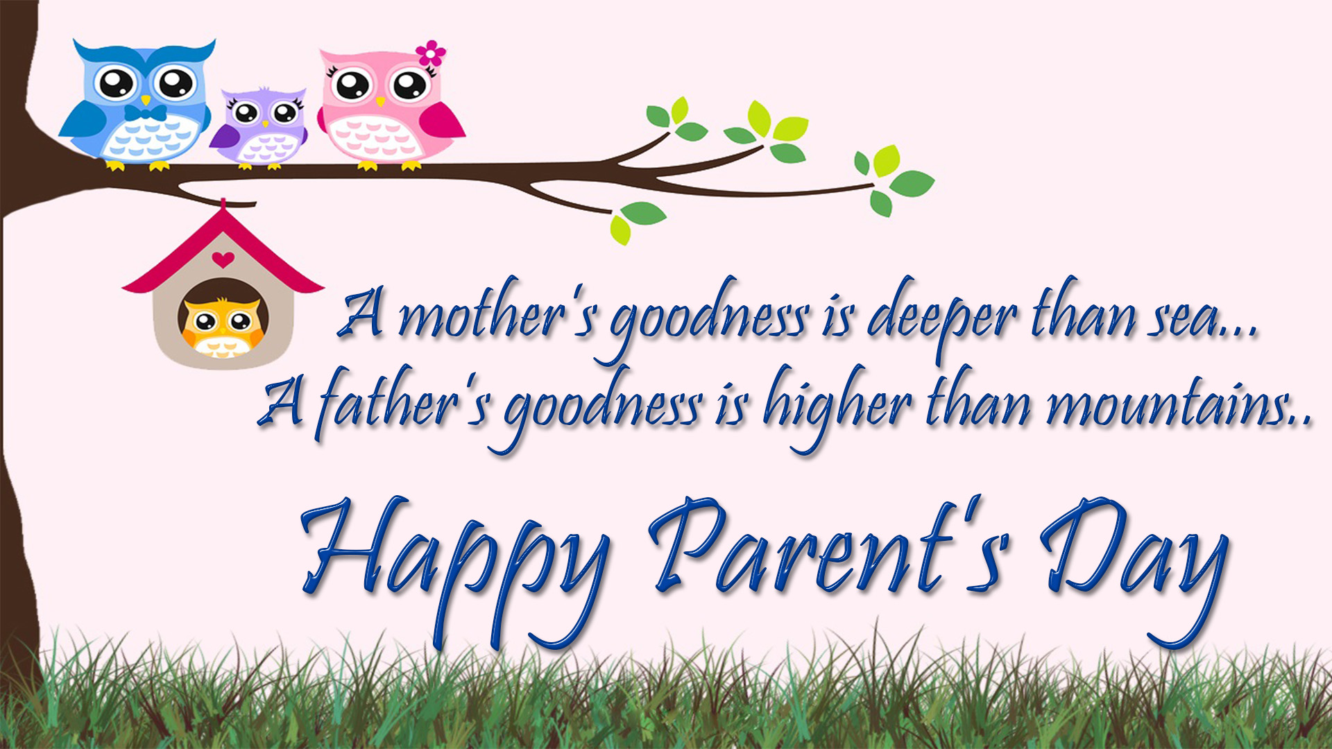 Happy Parents Day Wishes & Quotes Images - Wishes Quotes Images