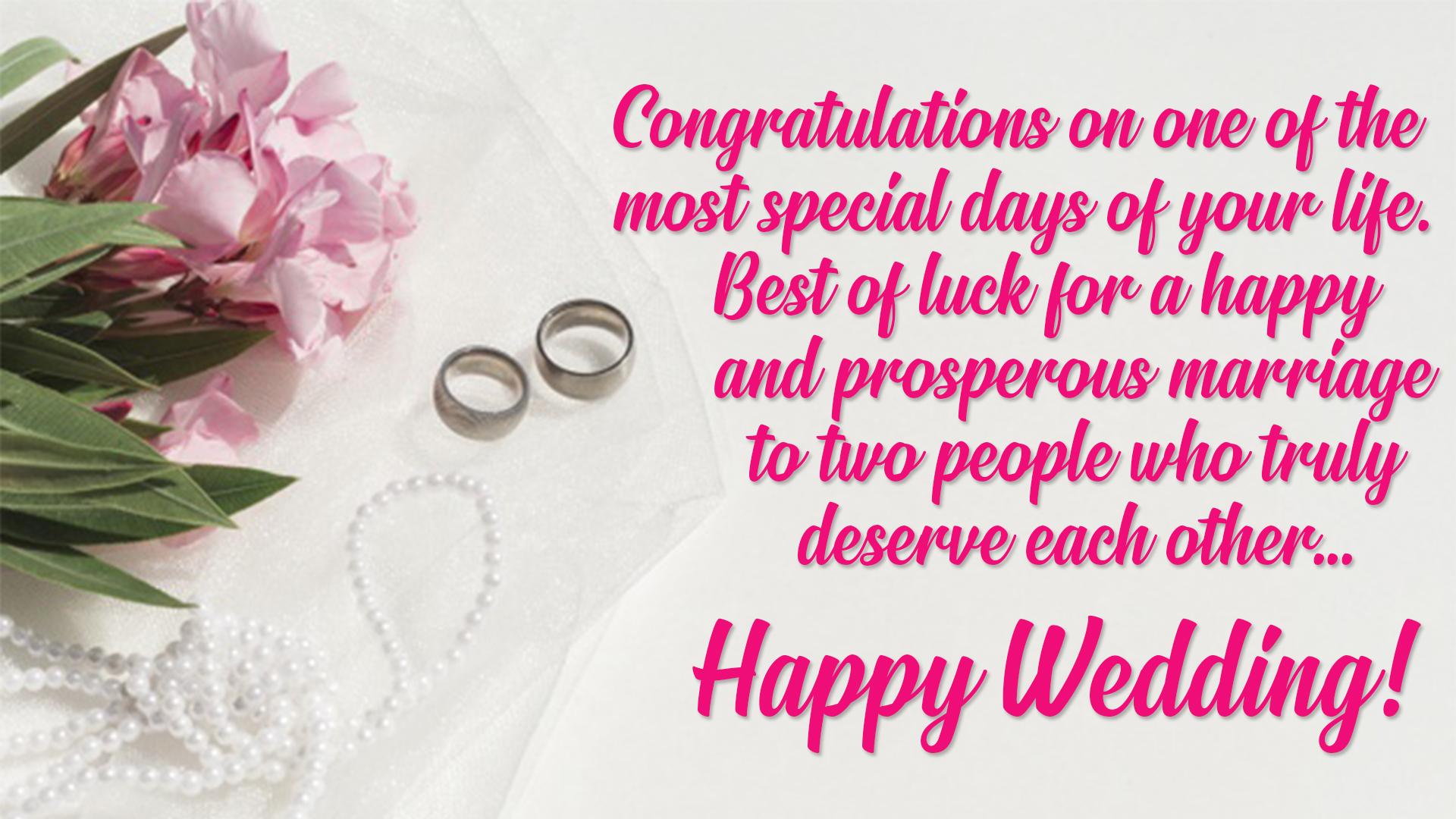 Congratulations Wedding Quotes Image Delalaine Wedding
